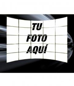 Sube una fotografía y que aparezca como un collage de 20 imágenes
