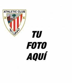 Escudo del Athletic de Bilbao para poner en tu foto