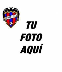 El escudo del Levante para crear un fotomontaje para tu foto de perfil de Twitter o Facebook