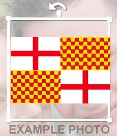 Bandera de Tabarnia para foto de perfil