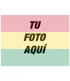 Fotos de la Bandera Boliviana para poner en tu foto