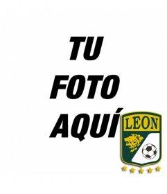 Eres del Club Deportivo León de México? pon el escudo en tu foto
