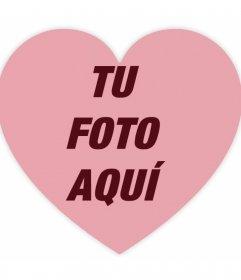 Filtro para poner un corazón transparente encima de tus fotos