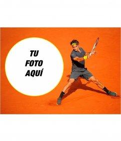 Fondo de pantalla para editar con Roger Federer