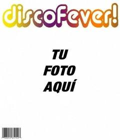 ¿Quieres ser el rey de la fiesta? Crea tu portada perzonalizada de la revista disco Fever!!