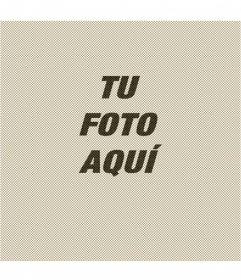 Efecto pixelizado sobre tus fotografías con tinte amarillo de trama