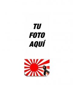 Crea tu foto de perfil de facebook y demuestra tu solidaridad con el pueblo de Japón