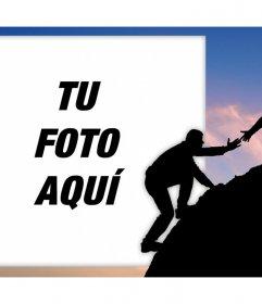 Fotoefecto de motivación para editar con tu foto