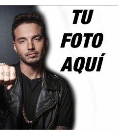 Si te gusta el reggaeton entonces sube tu foto junto con J Balvin