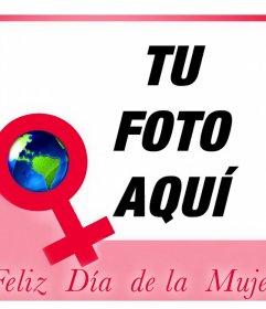 Celebra el Día de la Mujer con este efecto perfecto para tu foto de perfil