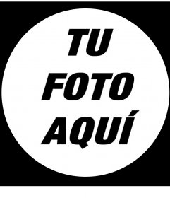 Recortar tus fotos en círculo online