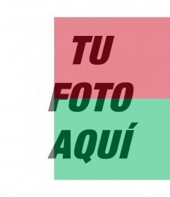Fotomontaje para poner la bandera de Madagascar en tu foto