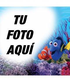 Edita tus fotos con Doris y el papá de Nemo con este efecto