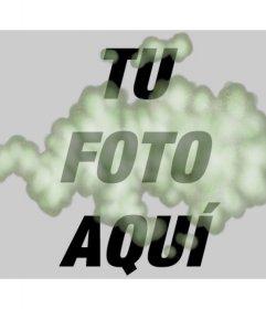 Efecto de Gas verde para tus fotos