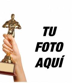 Fotomontajes con los premios Oscars