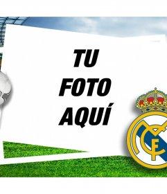 Escudo del real madrid para añadir a tus fotos