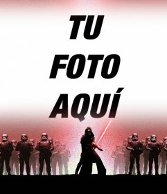 Fotomontaje de Star Wars 7 para subir tu foto
