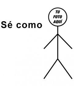 Meme de Se como Jose para poner tu foto en su cara y escribe tu nombre