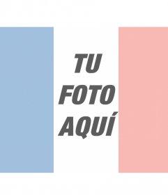 Fotomontajes con la bandera de Francia en tu foto