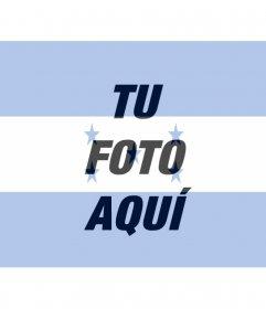 Pon en la foto de tu perfil la bandera de Honduras delante de tu foto
