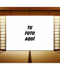 Fotomontaje Japonés para poner tu foto