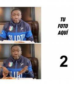 Meme de Khaby Lame, troll de Tik Tok