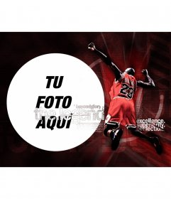 Collage para fotos de Michael Jordan