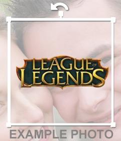 Logo tipo del juego League of Legends