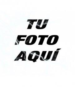 Efecto de rayo destelleante para poner en tus fotos online