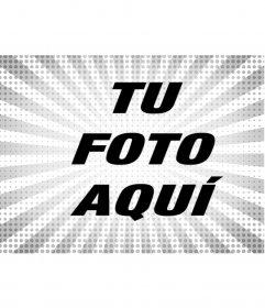 Filtro para fotos estilo radial, para embellecer tus imágenes