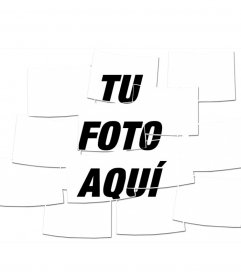 Efecto fotográfico con el que tu fotografía se verá como una composición de múltiples fotografías