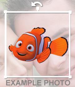 Pega a Nemo en tus fotos con este foto efecto gratuito