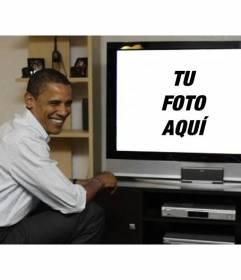 Fotomontajes con Barack Obama