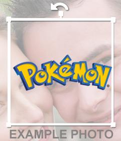 Logo de Pokemon que puedes añadir en tus imágenes gratis