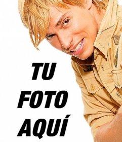 Pon tu foto junto a Carlos Baute con este montaje para fotos online