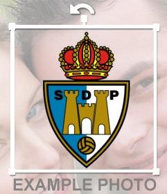 Escudo de la ponferradina para poner en tu foto de perfil