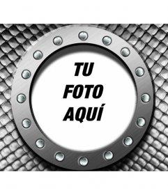 Fotomontaje para poner tu foto detrás de un ojo de buey, como si estuvieras en tu camarote!