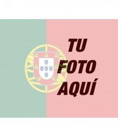 Bandera de Portugal para poner en tu foto de perfil