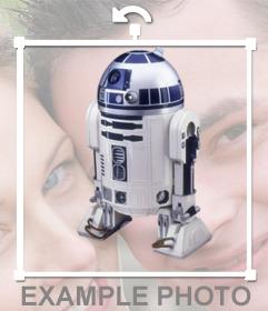 Fotomontaje para poner a R2D2 en tus fotos online