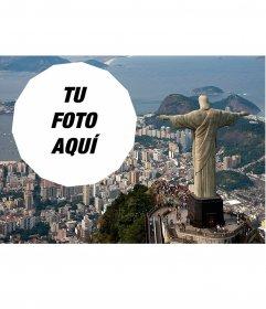 Postal de Río de Janeiro