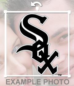 Fotomontaje para pegar el logo de los WHITE SOX en tus fotos