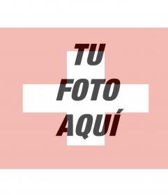 Imagenes de la bandera de Suiza para poner en tu foto