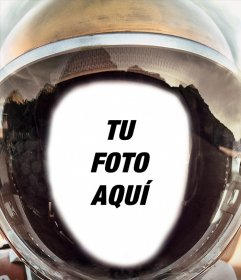 Poster de la película The Martian para poner tu foto gratis