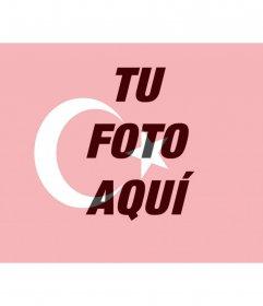 Imágenes de la Bandera de Turquía para poner en tu foto