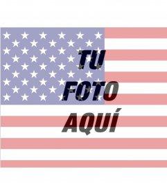 Imagenes de la bandera de Estados Unidos para poner en tu foto