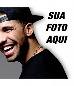 Fotomontagens relacionadas com o Drake