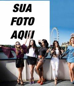 Registra-se para as meninas da Quinta Harmony upload do seu foto de Efeito
