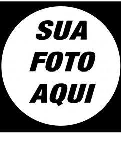 Cortar suas fotos em um círculo online