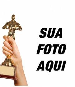 Fotomontagens com os prêmios Oscar