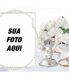 Fotos modelo como presente de casamento original